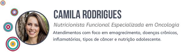 Âssinatura Camila